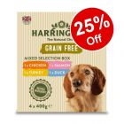 8 x 400g Harringtons Complete Adult Wet Dog Food - 25% Off!*