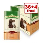 40 x 150g James Wellbeloved Pouches - 36 + 4 Free!*