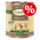 24 x 800g Lukullus Mixed Trial Pack Grain-Free - Special Price!*