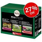 12 x 85g Nutro Wild Frontier Wet Cat Food Mixed Pack - 27% Off!*