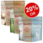 3 x 40g Purizon Grain-Free Mixed Pack Cat Snacks - 20% Off!*