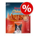 4 x 250g Rocco Chings Chicken Breast Dog Treats - Special Price!*