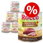 12 x 800g Rocco Summer Menu Mixed Pack Wet Dog Food - Special Price!*