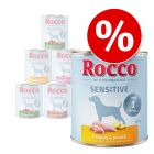 6 x 800g Rocco Wet Dog Food Mixed Trial Packs - Special Price!*
