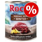 6 x 800g Rocco Winter Menu Wet Dog Food - Special Price!*