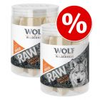 2 x 110g Wolf of Wilderness Freeze-dried Chicken Fillet - Special Price!*