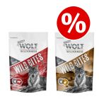 2 x 180g Wolf of Wilderness Wild Bites Mixed Pack - Special Price!*