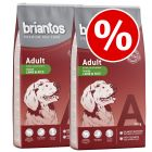 2 x 14kg Briantos Dry Dog Food - Special Price!*