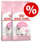 2 x 10kg Royal Canin Kitten / Breed Dry Food - Get 2nd Bag 20% Off!*