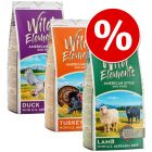 3 x 1kg Wild Elements Dry Dog Food Mixed Trial Pack - Special Price!*