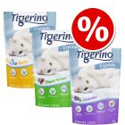 6 x 5l Tigerino Crystals Mixed Pack Cat Litter - Special Price!*