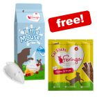 20 x 20ml Feringa Little Mouse Milk Snacks + 3 x 6g Feringa Sticks Free!*