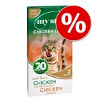 2 x My Star is a Chicken Lover Wet Cat Food - Buy One Get One Half Price!*