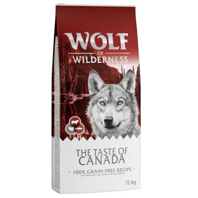 Aanrader: Wolf of Wilderness - The Taste Of Canada