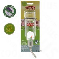 Abbeveratoio in vetro Living World