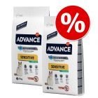 Advance 2 x 3 / 10 / 15 kg pienso para gatos - Pack Ahorro