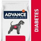 Advance Diabetes Colitis Veterinary Diets para cães