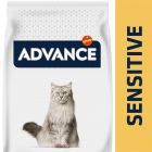 Advance Sensitive Adult com salmão e arroz