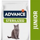 Advance Sterilized Junior 24 con pollo