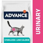 Advance Urinary Low-Calorie/Sterilized Veterinary Diets para gatos