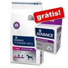Advance Veterinary Diets 12 kg/15 kg + Advance suplemento nutricional grátis!