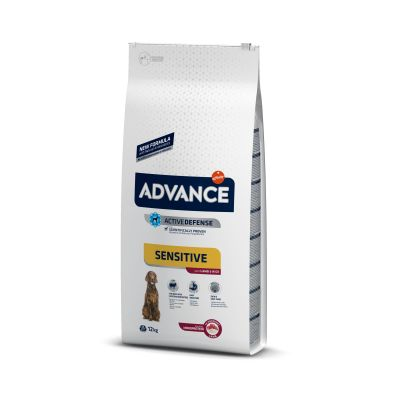 Advance Adult Sensitive cordeiro e arroz