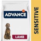 Advance Adult Sensitive cordero y arroz