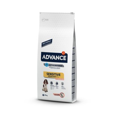 Advance Adult Sensitive salmón y arroz