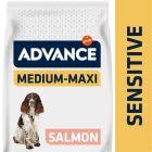 Advance Adult Sensitive salmão e arroz