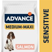 Advance Adult Sensitive salmão e arroz