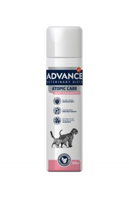 Advance Atopic Care champú para perros