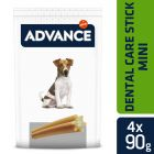 Advance Dental Care Stick Mini snacks para perros