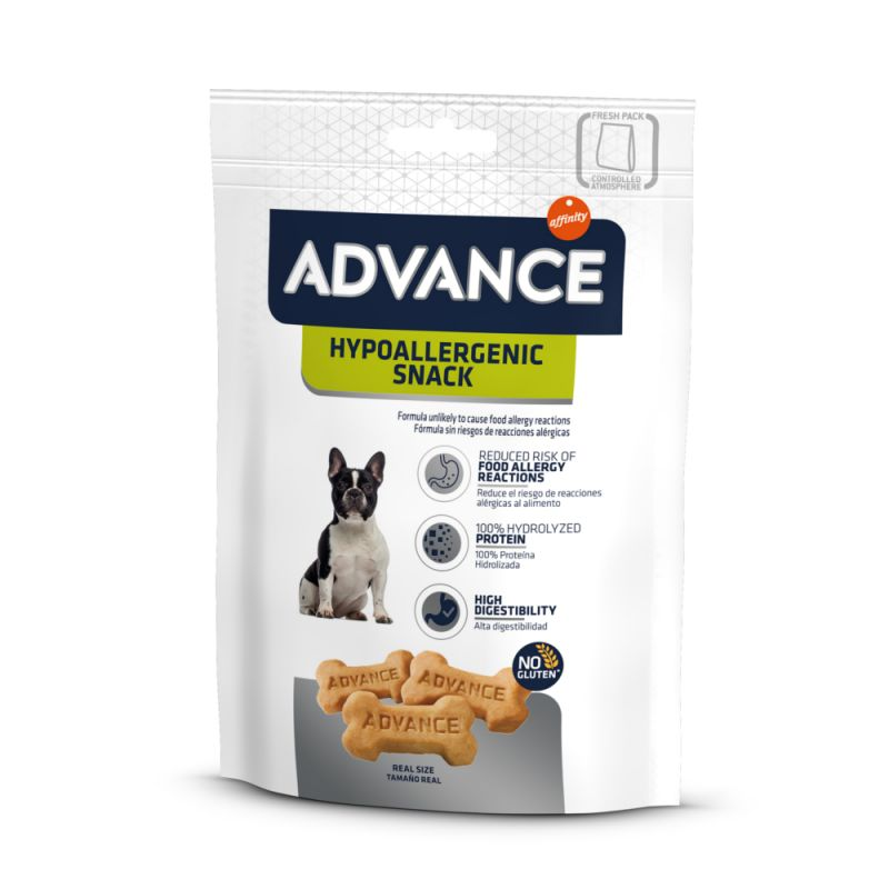 Advance Hypoallergenic Snack Friandises Pour Chien Zooplus