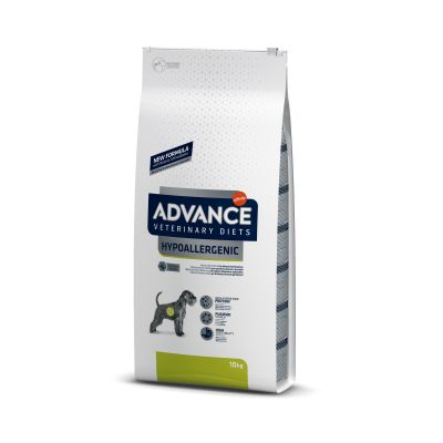 Advance Hypoallergenic Veterinary Diets para cães