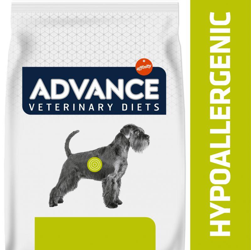 Advance Hypoallergenic Veterinary Diets para perros