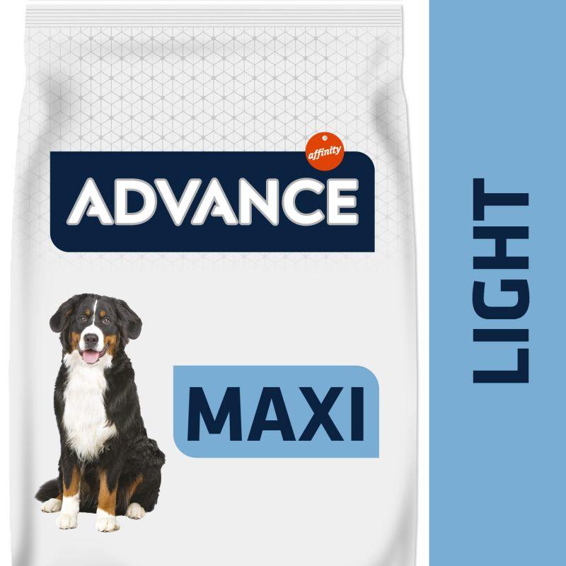 Advance Maxi Light pollo y arroz