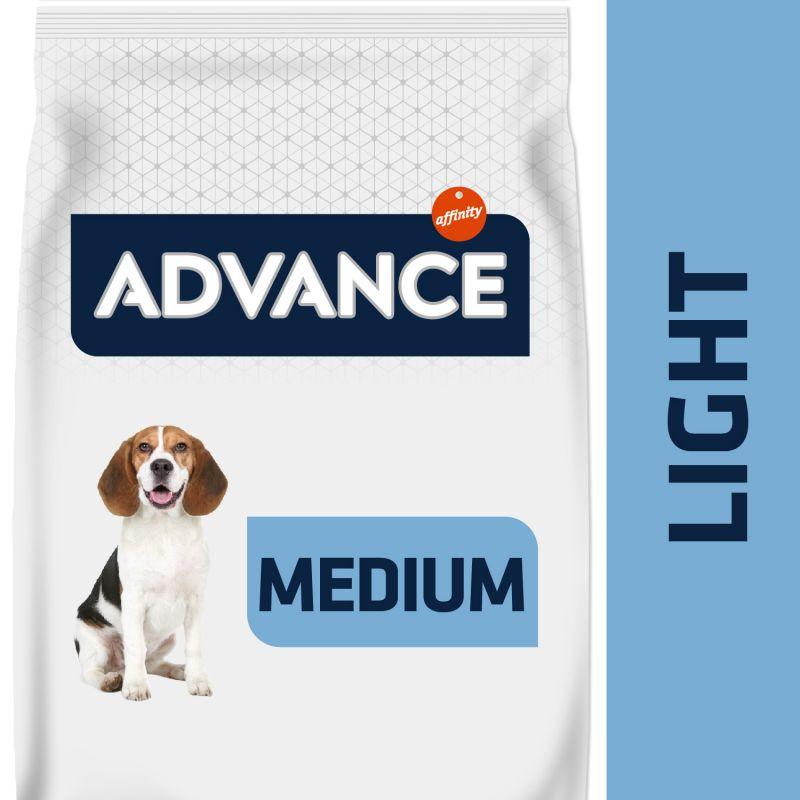 Advance Medium Light pollo
