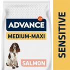 Advance Medium-Maxi Sensitive con salmón y arroz