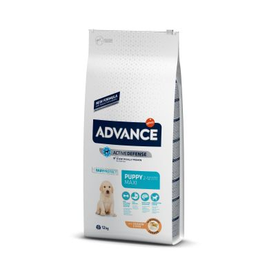 Advance Puppy Maxi pollo y arroz