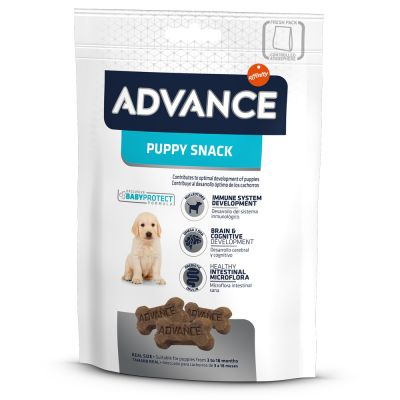 Advance Puppy snacks para cachorros