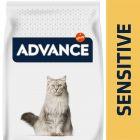 Advance Sensitive Adult com salmão e arroz