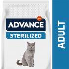 Advance Sterilized, dinde & orge