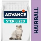 Advance Sterilized Hairball pour chat