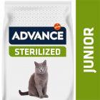 Advance Sterilized Junior com frango