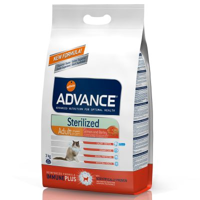 Advance Sterilized Salmon
