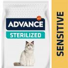 Advance Sterilized Sensitive Adult com salmão