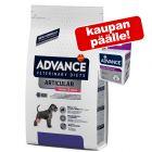 Advance Veterinary Diets Articular + Articular Forte kaupan päälle!