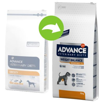 Advance Veterinary Diets Weight Balance Medium/Maxi