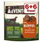 AdVENTuROS Dog Snacks with Urkorn - 6 + 6 Free!*
