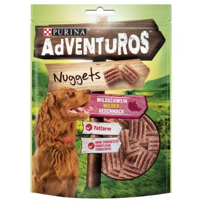 AdVENTuROS Dog Treats - 4 + 2 Free!*